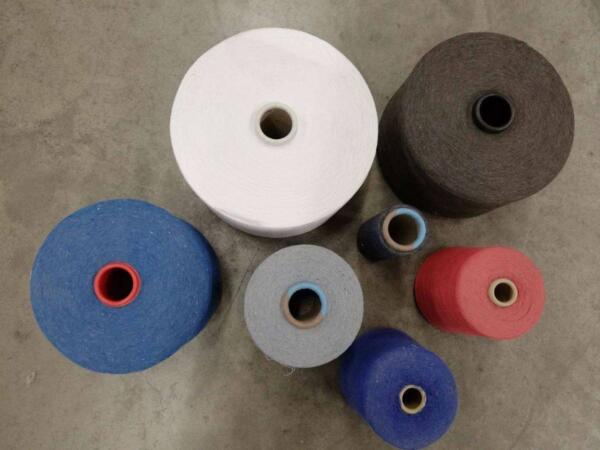 Texperium - Towels from recycled material