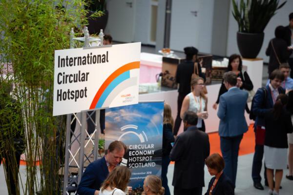 Press release Holland Circular Economy Week