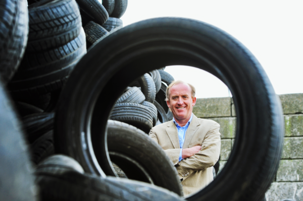 Black Bear Carbon - Second life for discarded tires