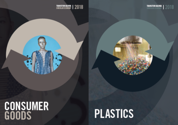Transition agenda's Plastics and Consumer Goods now available in English