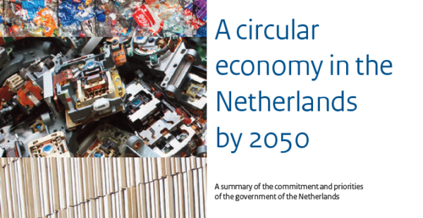 A circular economy in the Netherlands by 2050 - policy summary