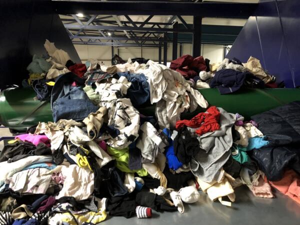 Fibersort – Processing textile fibres for reuse