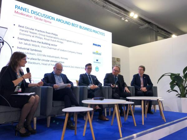 Circular Economy: the missing link in the Climate discussion