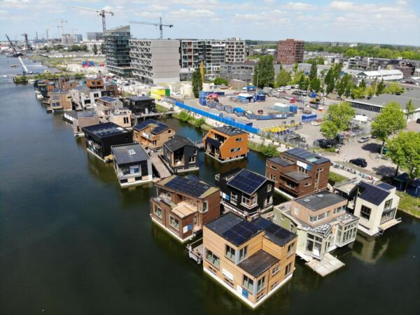 Schoonschip – a sustainable floating community