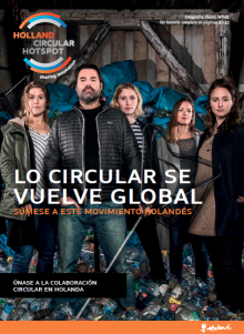 Magazine Circular is Going Global now available in Spanish