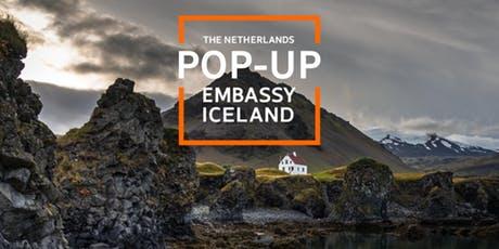 Reykjavik, Iceland: Roundtable on Sustainability & Circular Economy