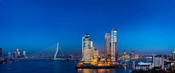 Port of Rotterdam - Cooperation is key for the transition
