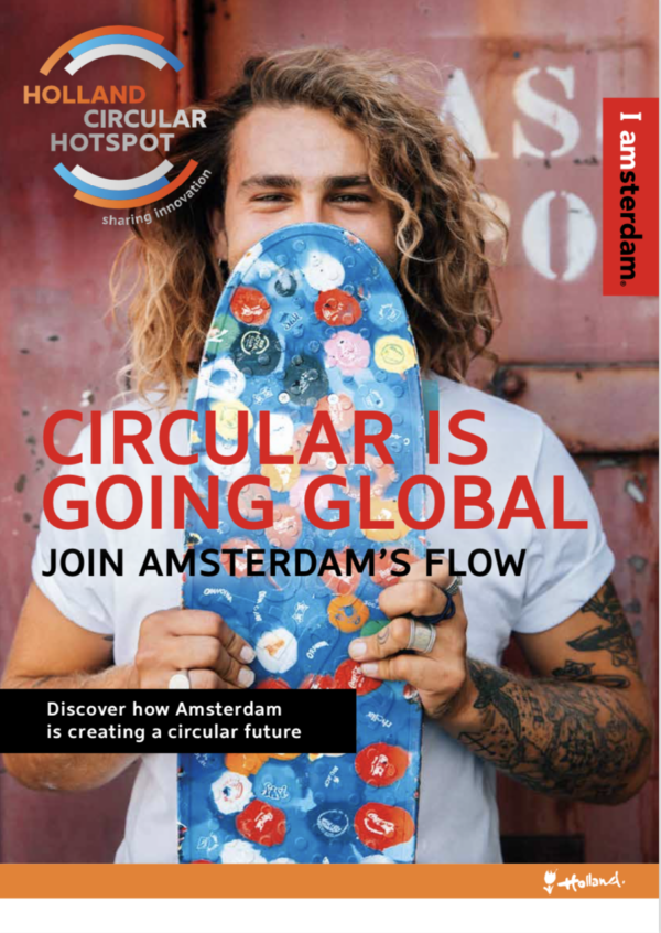 Amsterdam edition of HCH magazine out now!