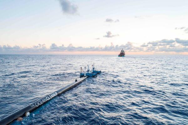 The Ocean Cleanup – Saving the sea from plastic