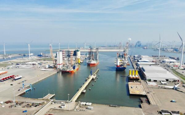 Groningen Seaports - Circulair Cluster Delfzijl