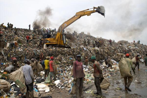 Report waste management- and Circular Economy opportunities and needs in Lagos, Nigeria