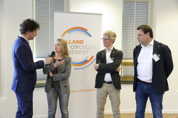 HCH Q&A session for Dutch entrepreneurs