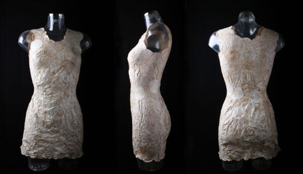 MycoTEX - 3D produced sustainable textiles from mushrooms roots