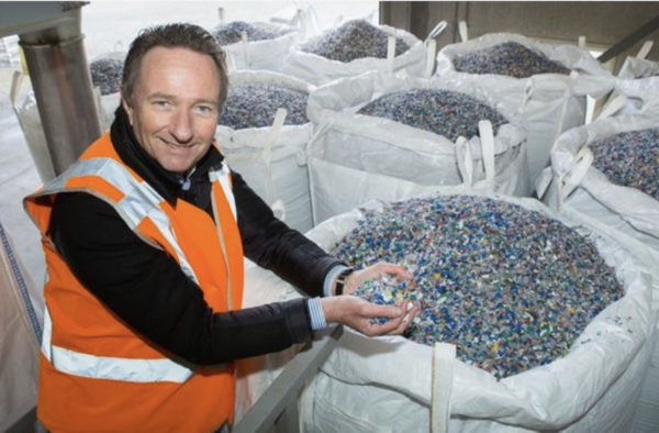 The story of Van Werven Plastic Recycling