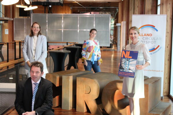 RVO and HCH launch new brochure on Circular Textiles