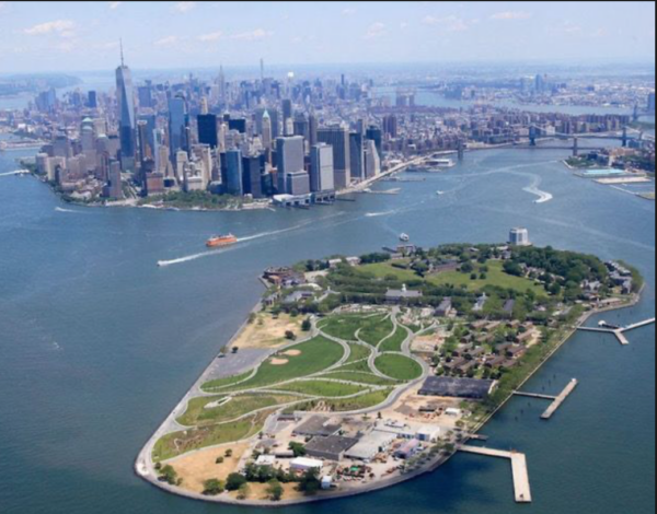 Circular construction opportunity in New York: Governor's Island develops sustainability hub