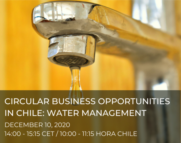 Circular Business Opportunities in Chile: Water Management