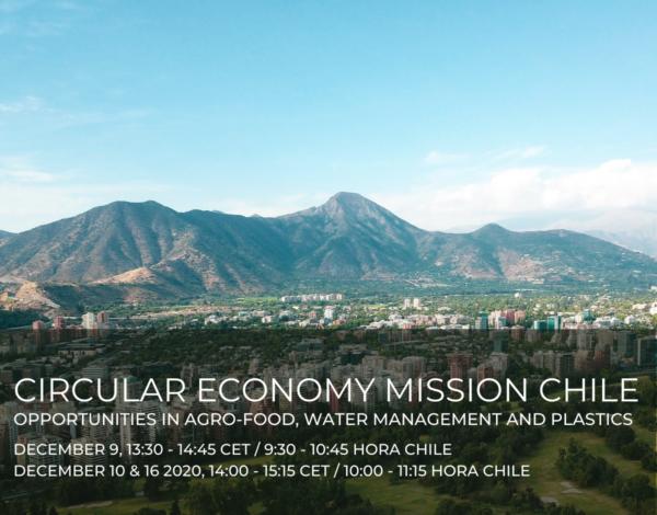 Circular Economy Mission Chile