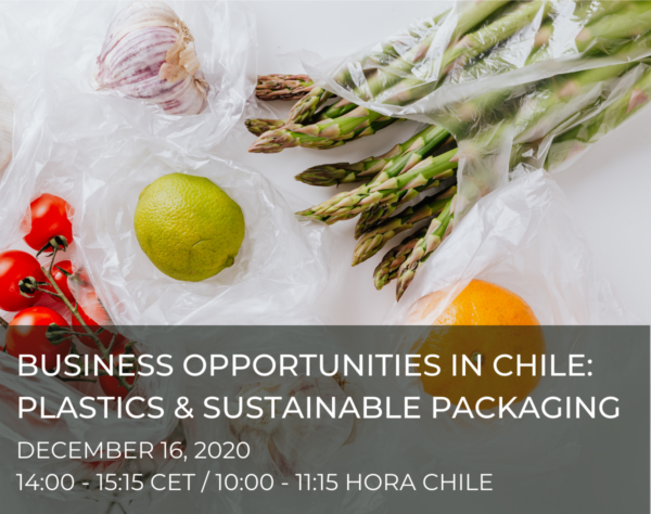Circular Business Opportunities in Chile: Plastics & Sustainable Packaging