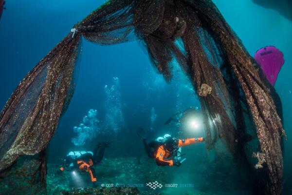 Healthy Seas– from waste to wear