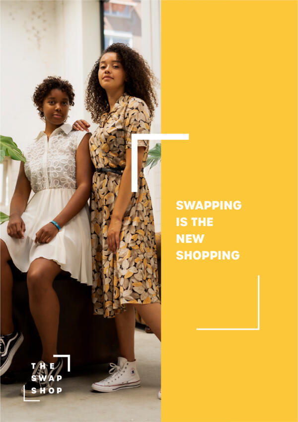 The Swapshop – exchanging fashion items
