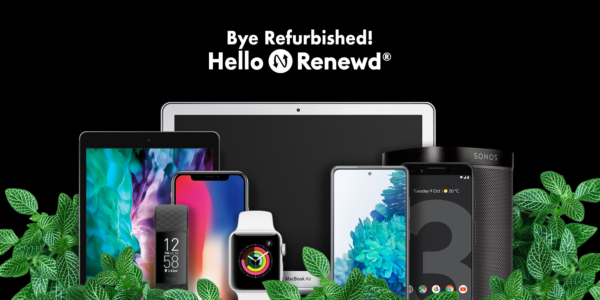 Renewd - Giving a second life to electronic devices