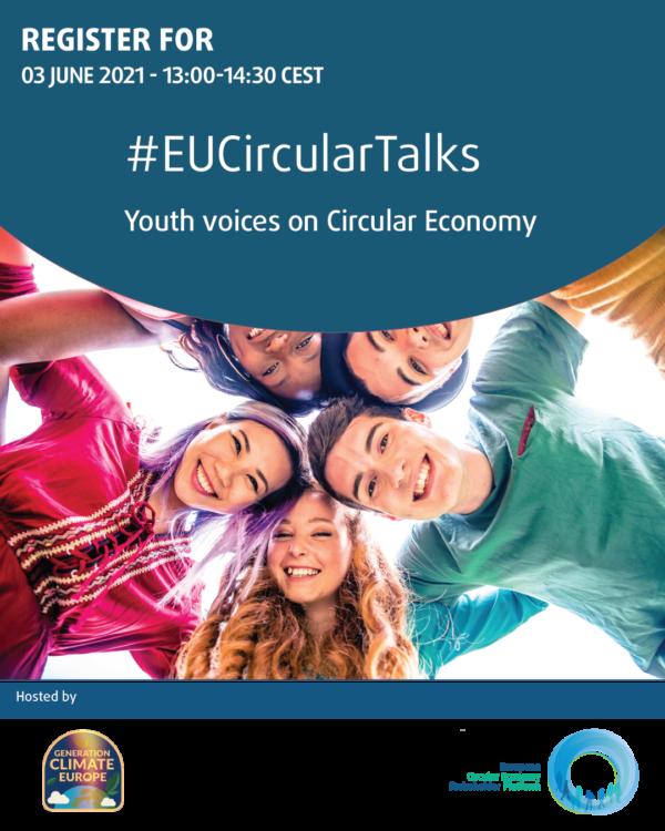 EU Circular Talks: Youth voices on Circular Economy