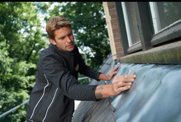 Leadax – World's most sustainable flat roofing and flashing.