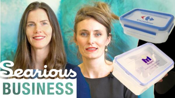 Searious Business - helping supermarkets move towards a reusable future