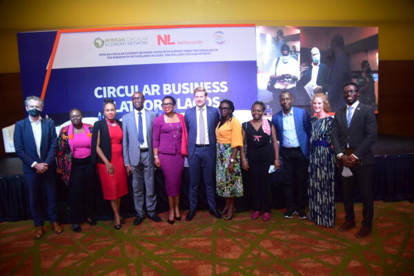 Launch of the Circular Business Platform Lagos- Press Release